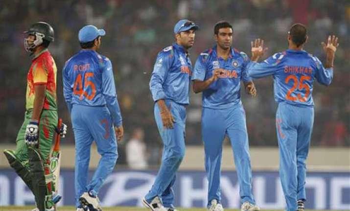 world t20 bangladesh vs india scoreboard