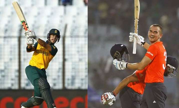 world t20 south africa clash with england eye semifinal