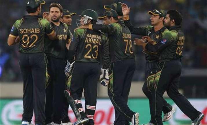world twenty20 pakistan vs australia scoreboard