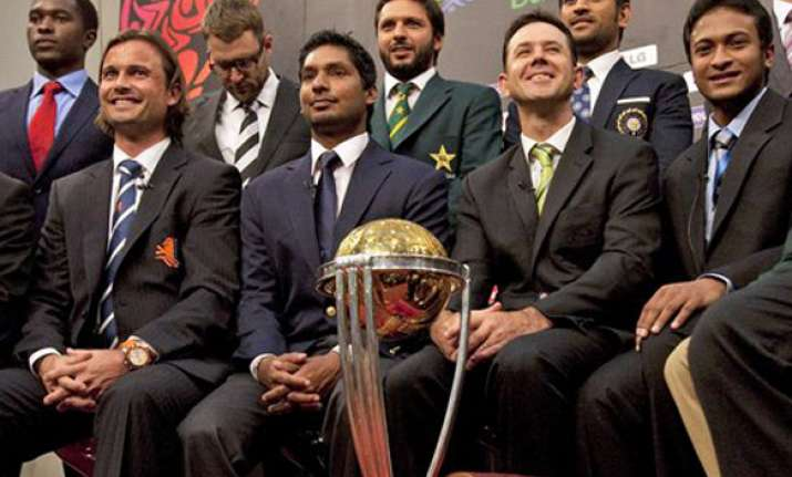 world cup will be a close contest say captains