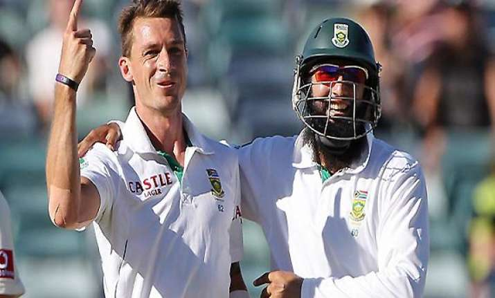 would be father amla opts out steyn doubtful for 2nd test