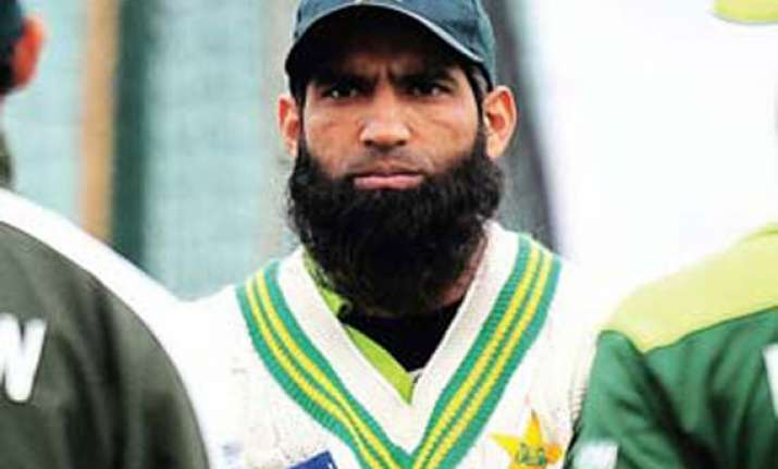 yousuf not to be considered for india tour pakistan chief