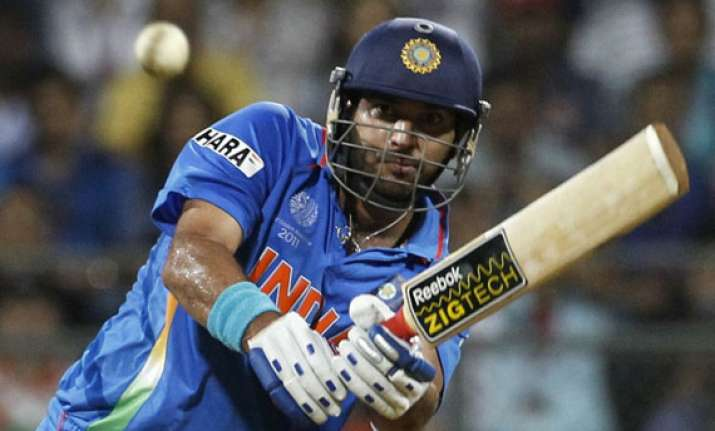 yuvraj determined to make comeback
