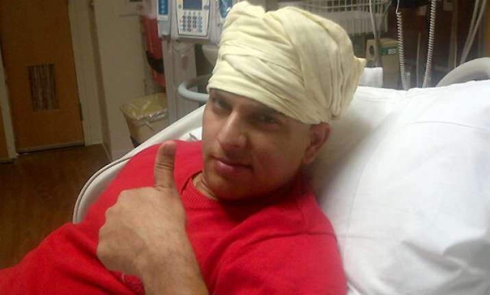 yuvraj discharged from hospital can t wait to be back