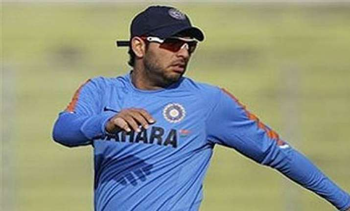 yuvraj says he is fully fit for england tour