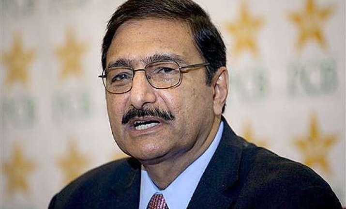 zaka ashraf back as pakistan cricket chief