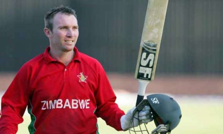 zimbabwe names t20 squad after player strikes
