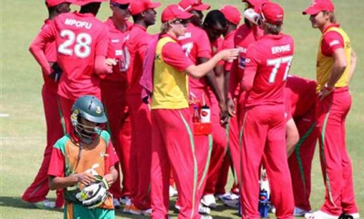 2nd odi zimbabwe beats bangladesh by seven wickets