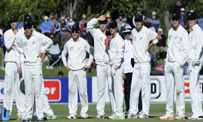 1st test between nz and safrica ends in draw