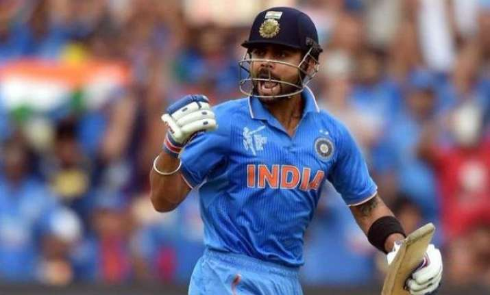 virat kohli s 49 propels india to 5 wicket victory over