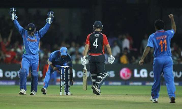 poor bowling fielding snatch victory away from india