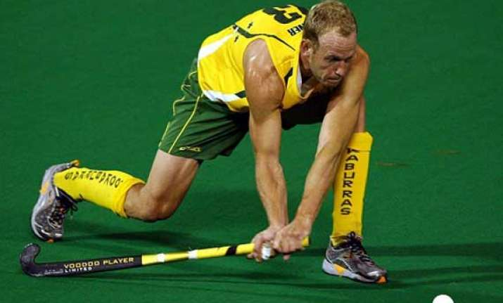australia name hockey world cup squad