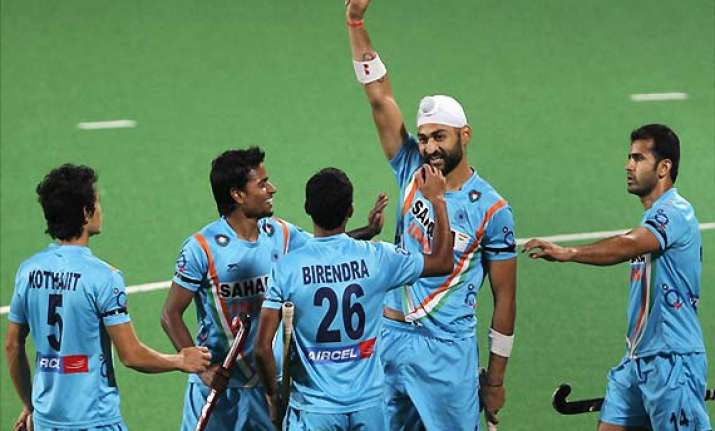 champions trophy india to settle scores with belgium
