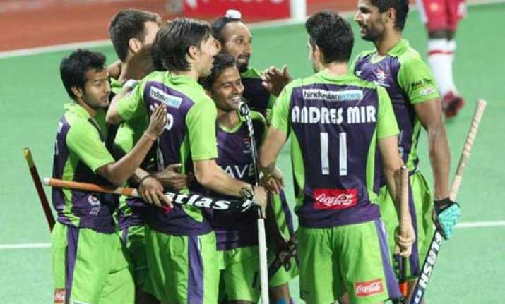 delhi waveriders are hockey india league champions