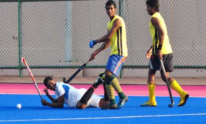gangpur odisha on top in men s hockey nationals