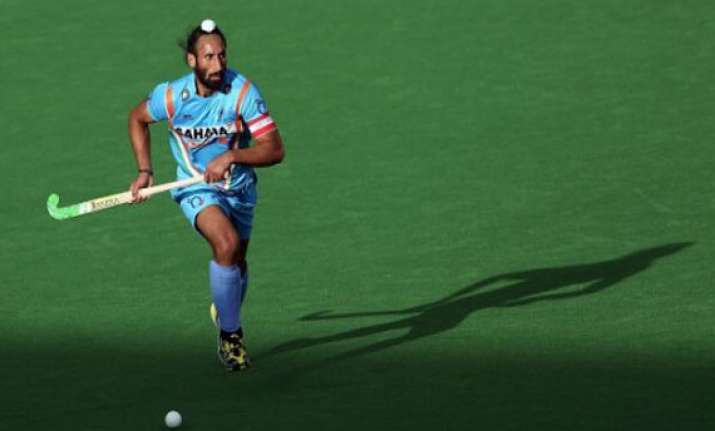 hil experience will stand in good stead sardar singh