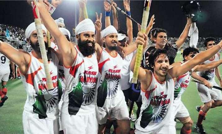 haryana are national hockey champions