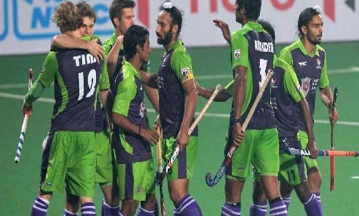 hockey india league waveriders beat magicians extend lead