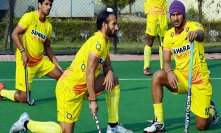 super sreejesh earns india 1st points with 1 1 draw vs spain
