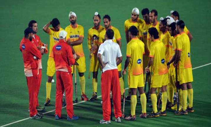 hockey world cup winless india eyeing full points against