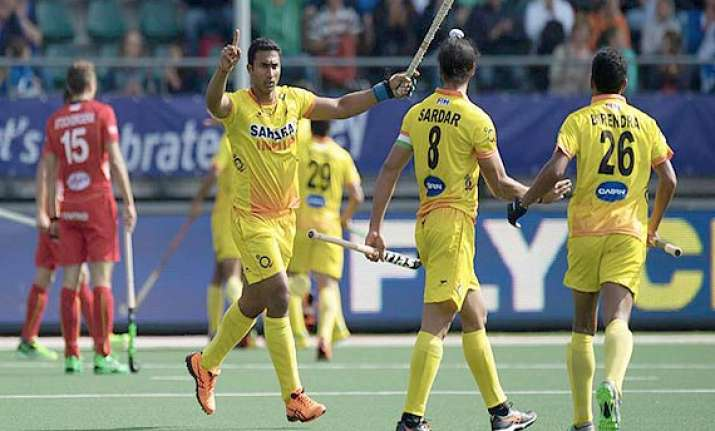 hockey world cup playing for pride india seek revenge
