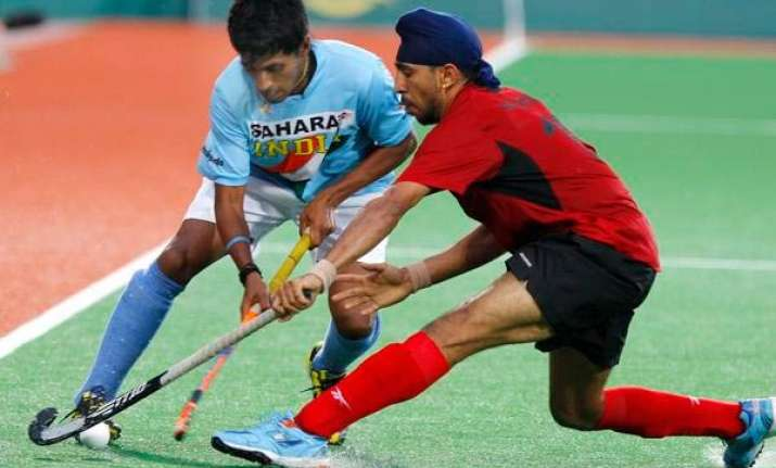 hockey india names inexperienced team for azlan shah