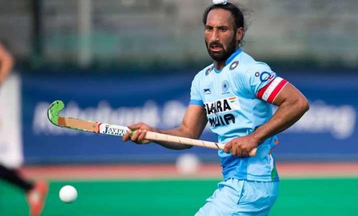 indian beat spain 4 2 to win hockey test series
