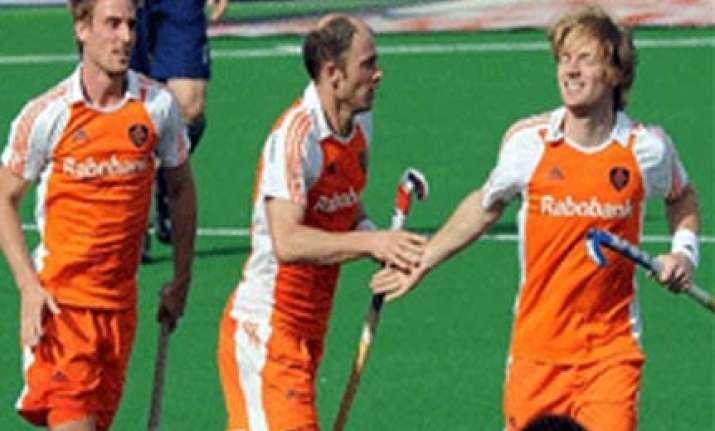 netherlands beat england to win world cup hockey bronze