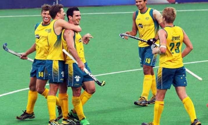 azlan shah cup aus book final berth korea beat malaysia to