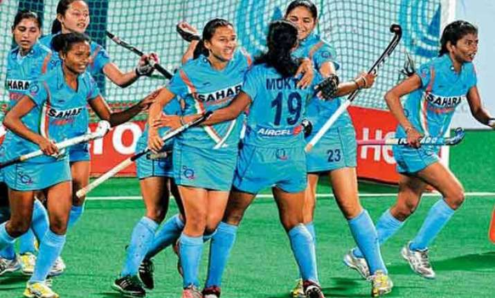 hockey world league india blank thailand 6 0 to top group