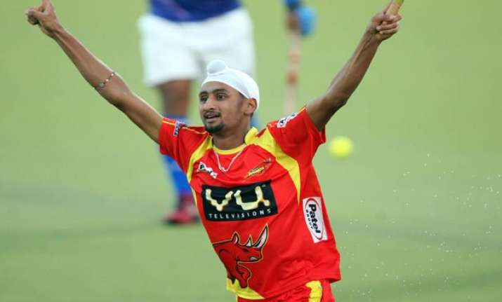 mandeep singh gears up for hil