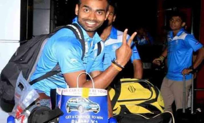 south korea are tough opponents says sreejesh