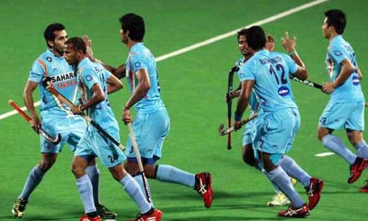 hockey india to evaluate team s performances