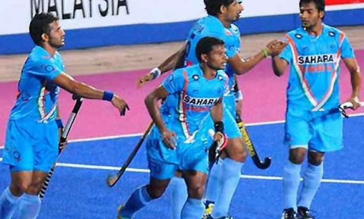 johor cup harmanpreet s twin strike help india retain title
