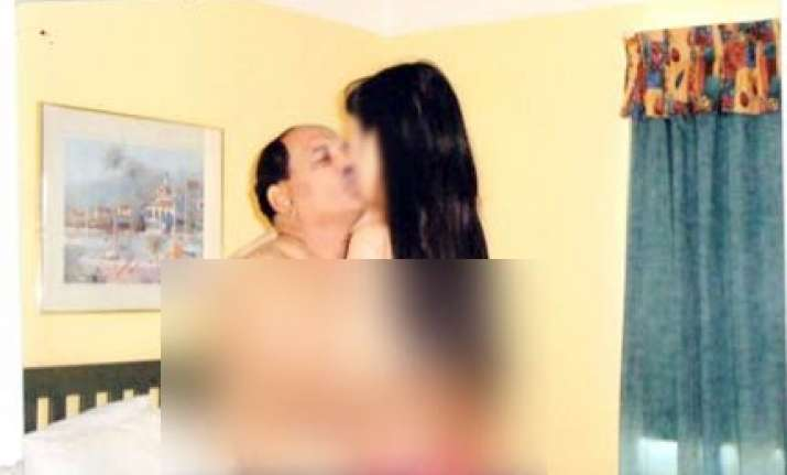 Sex scandal india