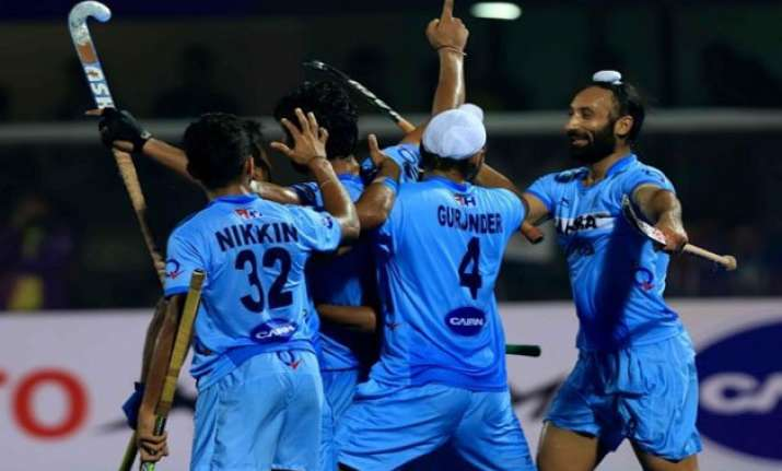 contrasting outings for indian hockey teams