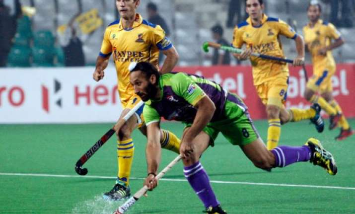 sardar singh eyes hil title for the second consecutive time
