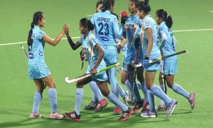 india hockey eves confident against new zealand
