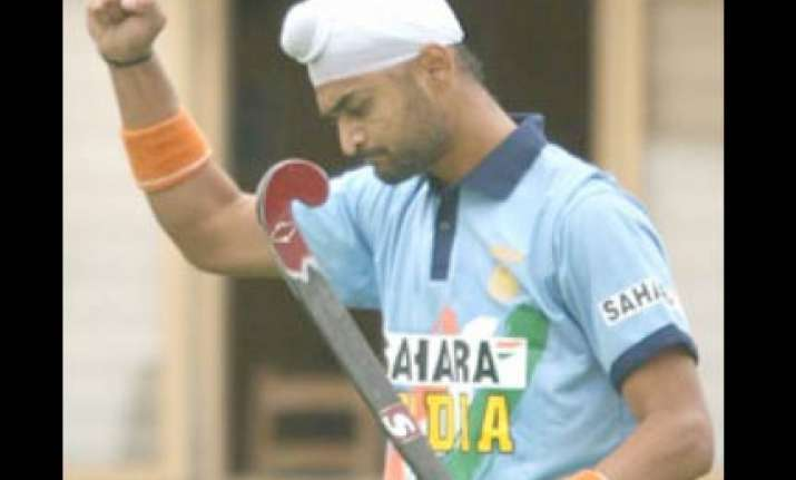 sandeep ruled out of champions challenge i