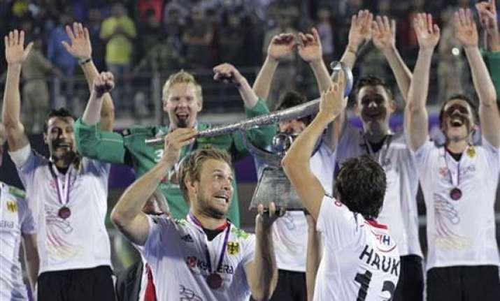 germany beat pakistan 2 0 bag 10th champions trophy title
