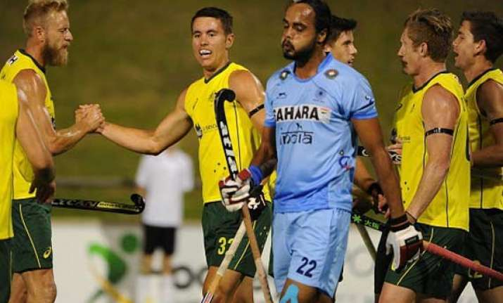 champions trophy india lose to australia 1 2 miss bronze