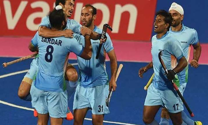 champions trophy bruised and battered india face dutch test