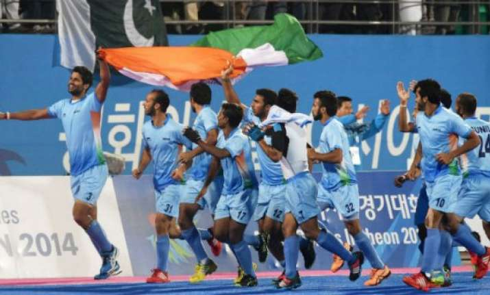 a year of development for indian hockey