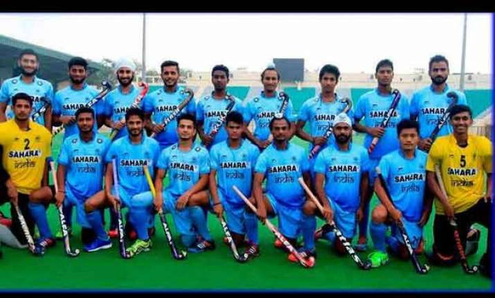 indian hockey juniors hammer germany 3 0