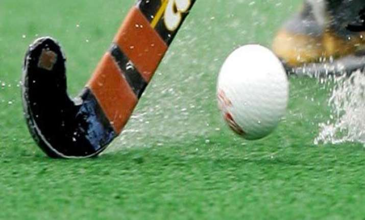 hockey india announces 25 probables for india japan series