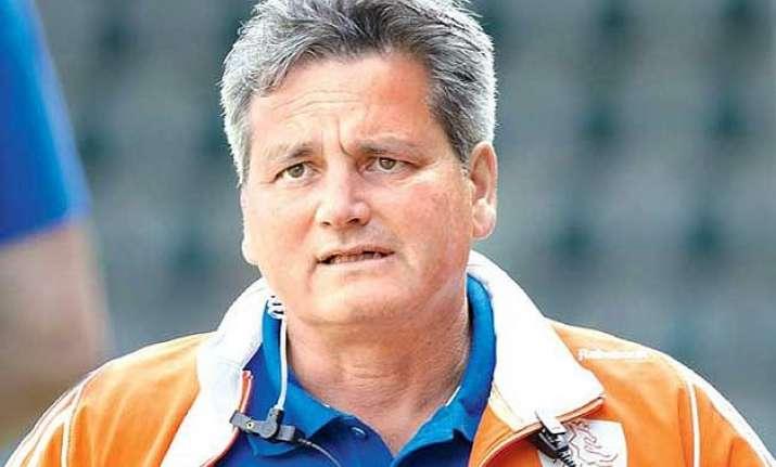 paul van ass set to go as india hockey coach