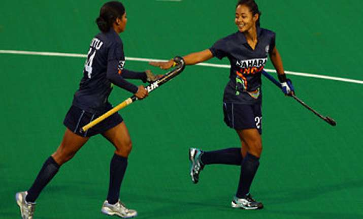 india thrash azerbaijan 3 0 in third hockey test