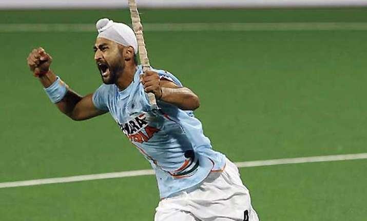 india thrash poland 7 0 in champions challenge hockey