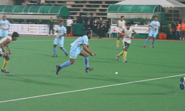 india enter final of johar cup hockey tournament