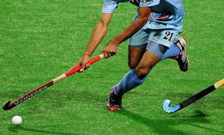 india lose 3 4 to australia in super series hockey